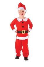 Disfraz niño Boys Mr Santa