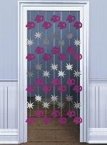 Decoracion Colgante Puerta:Rosa SHIM 40