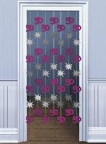 Decoracion Colgante Puerta:Rosa SHIM 50