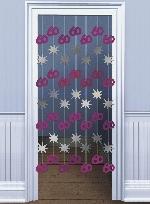 Decoracion Colgante Puerta:Rosa SHIM 60