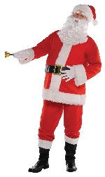 Disfraz adulto Santa Classic Men