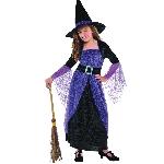Pretty Potion Witch 3-5 Yrs    **Stock