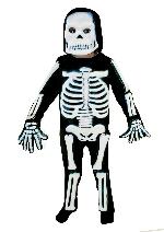 3d Skeleton Child M 6-8 Yrs     **Stock