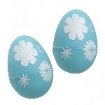 Easter Plastic Decorative Eggs