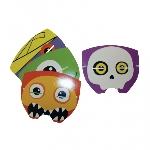 Boo Crew 4 pack Cardboard mask
