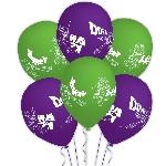 Globos TeenEdad Mutant Ninja Turtles Character Story Balloons Helium Quality 11''/27.5cm