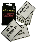 Juguetes Stag Night Card Games