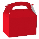 Caja Apple Red Party - 7
