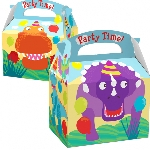 Caja Favours Party Dinosaur - 7