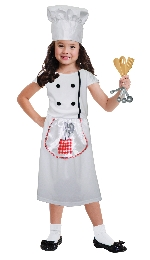 Kids Role Play Set Chef 3 - 6 Years