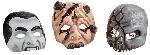 Disfraz Acc Halloween Assorted Masks - EVA
