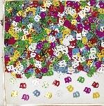 Confeti 40th Multi-Colours Metallic - 14g