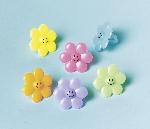 Juguete 24 FLOWER RINGS