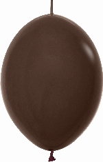 LINK-O-LOON FASHION SLD CHOCOLATE 30cm