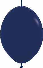 LINK-O-LOON FASHION SOLIDO AZUL NAVAL 15cm