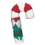 Piñata Candy Cane 55.8cm x 12.7cm x 30.4cm