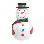 Piñata Snowman