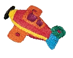 Piñata Airplane