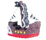 Piñata Pirate Ship