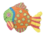 Piñata Tropical Fish