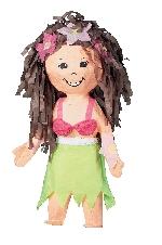 Piñata Hula Girl