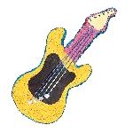 Piñata Guitar