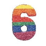Piñata Numbers 6