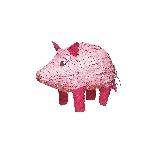 Piñata Pink Pig
