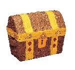 Piñata Treasure Chest