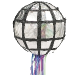 Piñata Disco Ball Pull