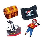 Piñata Assorted Pirate Designs