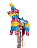 Piñata Donkey Pull