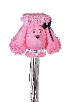 Piñata Pink Poodle Pull