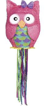 Piñata Owl Pull