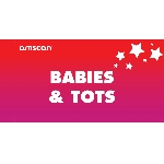 Terjetas Babies & Tots Point of Sale 2ft/61cm x 1ft/30cm