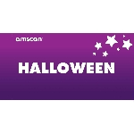 Terjetas Halloween Point of Sale 2ft/61cm x 1ft/30cm