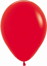 R9 GLOBO LATEX FASHION SLD ROJO 22.5cm