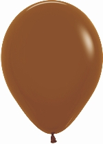 GLOBO LATEX FASHION SLD CARAMELO 30cm