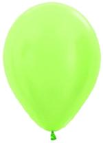 R12 Verde Lima - Satín