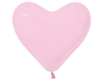 R16 Forma Corazon Rosa Fashion 40cm