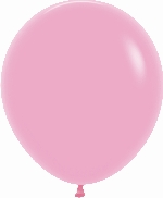 GLOBO LATEX FASHION SLD ROSADO