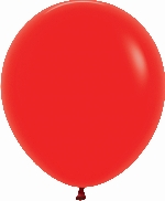 GLOBO LATEX FASHION SLD ROJO