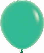 GLOBO LATEX FASHION SLD VERDE 45cm
