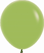 GLOBO LATEX FASHION SLD VERDE LIMA