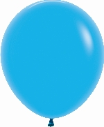 GLOBO LATEX FASHION SLD AZUL