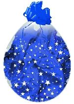 Estrellas - stuffing - F. cristal