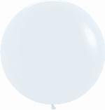 GLOBO LATEX FASHION BLANCO 60cm