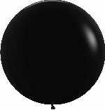 GLOBO LATEX FASHION NEGRO 60cm