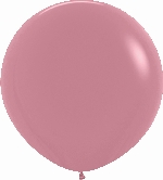 GLOBO LATEX FASHION ROSA PALO 90cm