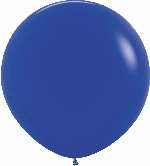 Globo Latex Fashion Sld Azul Rey 90cm